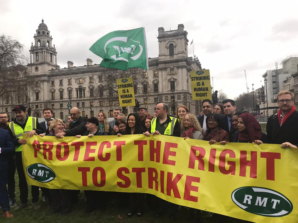 In defence of the right to strike